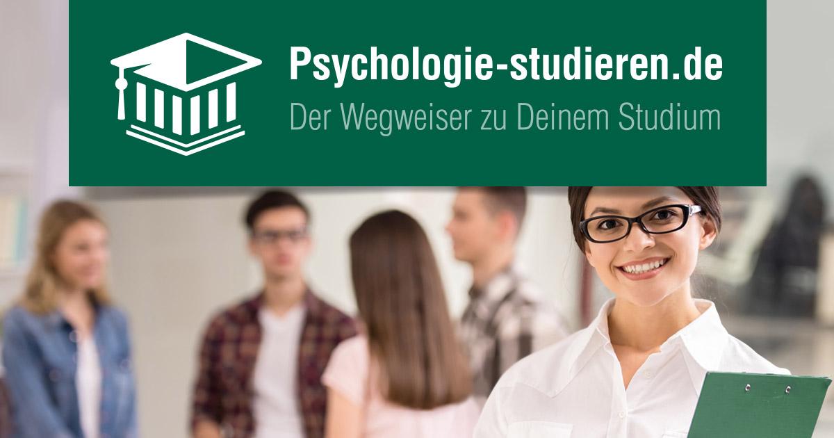 Psychologie Studieren De